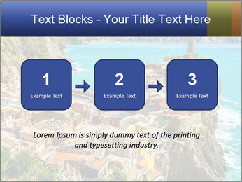 Scenic Rock View PowerPoint Template - Slide 71