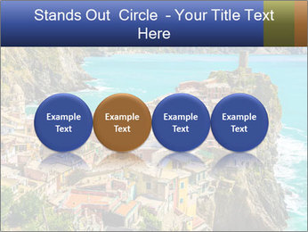 Scenic Rock View PowerPoint Template - Slide 76