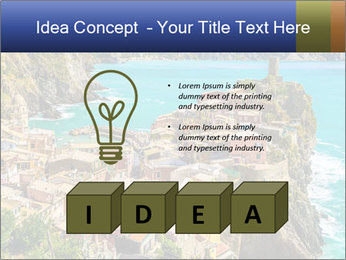 Scenic Rock View PowerPoint Template - Slide 80