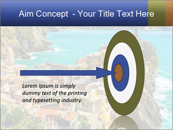 Scenic Rock View PowerPoint Template - Slide 83