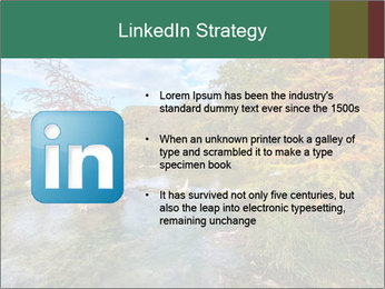 Babbling Brook PowerPoint Template - Slide 12