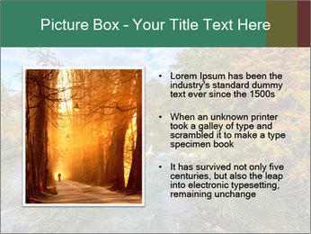 Babbling Brook PowerPoint Template - Slide 13