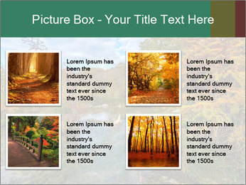 Babbling Brook PowerPoint Template - Slide 14
