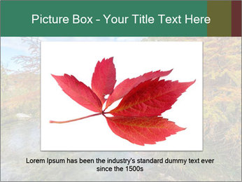 Babbling Brook PowerPoint Template - Slide 15