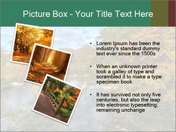 Babbling Brook PowerPoint Template - Slide 17