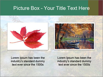 Babbling Brook PowerPoint Template - Slide 18