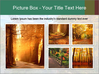 Babbling Brook PowerPoint Template - Slide 19