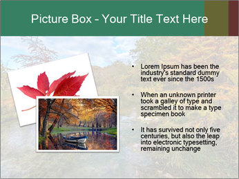 Babbling Brook PowerPoint Template - Slide 20