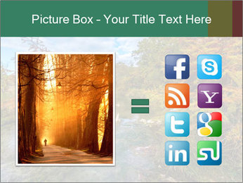 Babbling Brook PowerPoint Template - Slide 21
