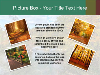Babbling Brook PowerPoint Template - Slide 24