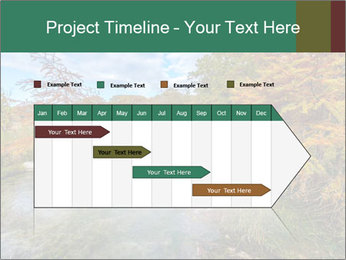 Babbling Brook PowerPoint Template - Slide 25