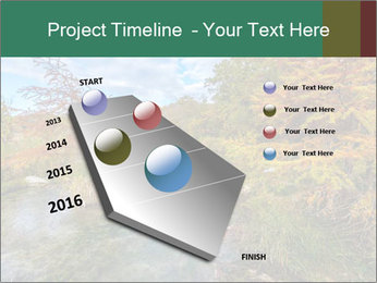 Babbling Brook PowerPoint Template - Slide 26