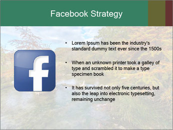 Babbling Brook PowerPoint Template - Slide 6