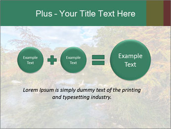 Babbling Brook PowerPoint Template - Slide 75