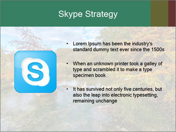 Babbling Brook PowerPoint Template - Slide 8