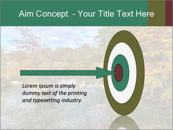 Babbling Brook PowerPoint Template - Slide 83