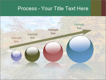 Babbling Brook PowerPoint Template - Slide 87