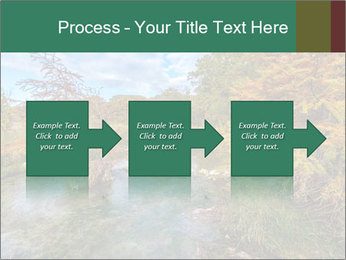 Babbling Brook PowerPoint Template - Slide 88