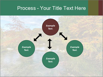 Babbling Brook PowerPoint Template - Slide 91
