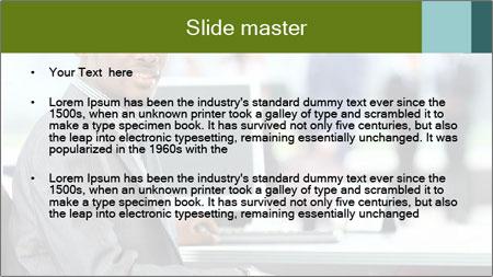 IT Specialist PowerPoint Template - Slide 2