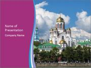 Russian Church PowerPoint Template