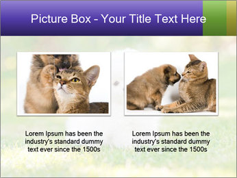 White Little Puppy PowerPoint Template - Slide 18