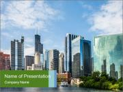 Chicago City PowerPoint Template
