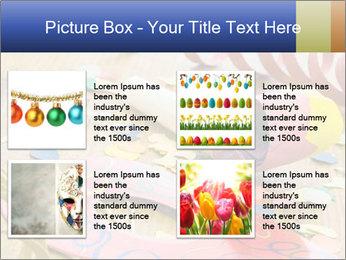 Birthday Celebration For Kids PowerPoint Template - Slide 14