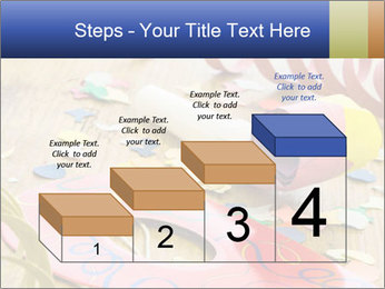 Birthday Celebration For Kids PowerPoint Template - Slide 64