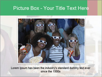 Meeting a group of people PowerPoint Template - Slide 15