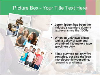 Meeting a group of people PowerPoint Template - Slide 17