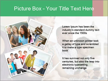 Meeting a group of people PowerPoint Template - Slide 23