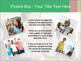 Meeting a group of people PowerPoint Template - Slide 24