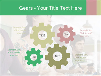 Meeting a group of people PowerPoint Template - Slide 47