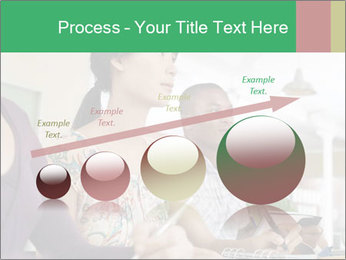 Meeting a group of people PowerPoint Template - Slide 87