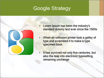 Vegan Salad PowerPoint Template - Slide 10