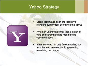Vegan Salad PowerPoint Template - Slide 11