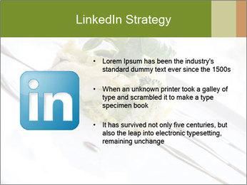 Vegan Salad PowerPoint Template - Slide 12