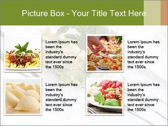 Vegan Salad PowerPoint Template - Slide 14