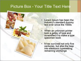 Vegan Salad PowerPoint Template - Slide 17