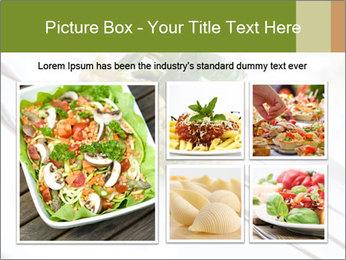Vegan Salad PowerPoint Template - Slide 19