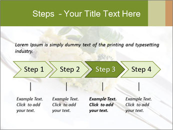 Vegan Salad PowerPoint Template - Slide 4
