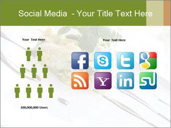 Vegan Salad PowerPoint Template - Slide 5