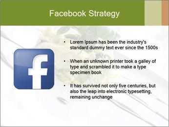 Vegan Salad PowerPoint Template - Slide 6