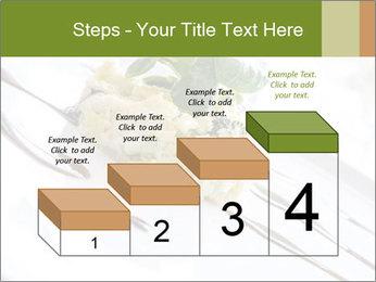 Vegan Salad PowerPoint Template - Slide 64