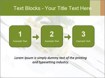 Vegan Salad PowerPoint Template - Slide 71