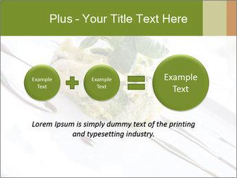 Vegan Salad PowerPoint Template - Slide 75