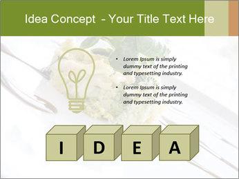 Vegan Salad PowerPoint Template - Slide 80