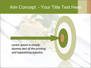 Vegan Salad PowerPoint Template - Slide 83