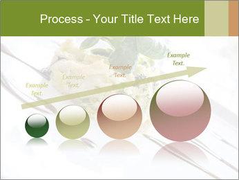 Vegan Salad PowerPoint Template - Slide 87